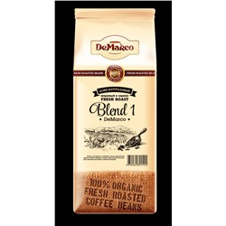 "Кофе в зернах Fresh Roast ""BLEND 1"" DeMarco"