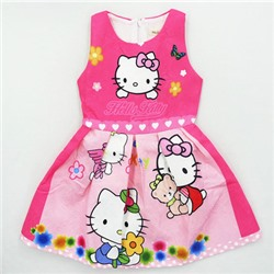 Платье HELLO KITTY DM-0043