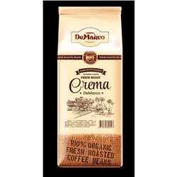 "Кофе в зернах  Fresh Roast ""CREMA"" DeMarco"