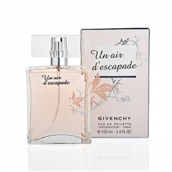 Givenchy Un Air D'escapade edt 100 ml