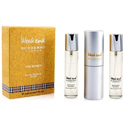 Burberry Weekend For Women edt 3*20 ml