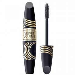 Тушь для ресниц Max Factor False Lash Effect Velvet Volume, черная.
