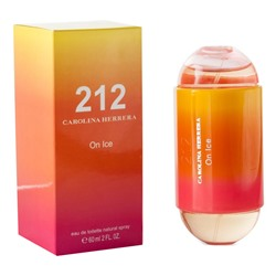 Carolina Herrera 212 On Ice For Women edt 60 ml