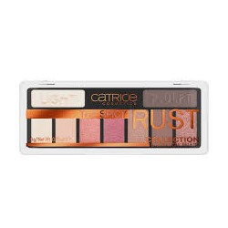 Catrice Тени для век 9в1  Catrice The Spicy Rust Collection