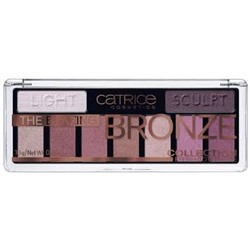 Catrice Тени для век The Blazing Bronze Collection Eyeshadow Palette 9 в 1