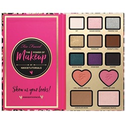 Палетка для макияжа Too Faced THE POWER OF MAKEUP BY NIKKIE TUTORIALS