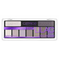 Catrice Тени для век 9 в 1 The Edgy Lilac Collection Eyeshadow Palette